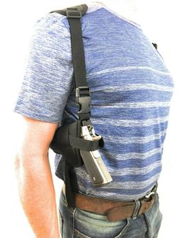 Gun Shoulder Holster Rig Fits Smith and Wesson M&P Shield 9m