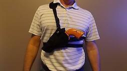 RIGHT Hand bandoleer Shoulder / CHEST Holster RUGER REDHAWK