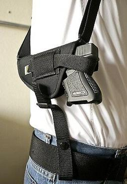 MADE IN USA | Nylon Horizontal Shoulder Holster w/ Double Ma