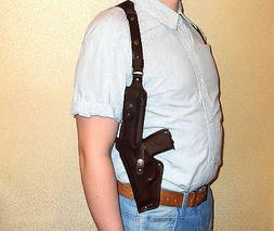 Shoulder gun holster Ruger lc9, Taurus PT709, Makarov, IZH-7