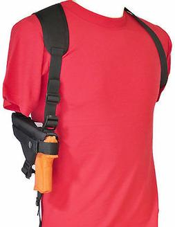 "Shoulder Holster CHARTER ARMS BULLDOG 44 SPECIAL 2 1/2"" Barr"