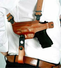 Horizontal Shoulder Holster Single Mag Case Taurus PT 809 Co