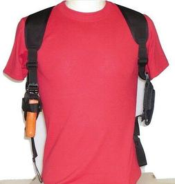 Shoulder Holster for Ruger LC9 & LC9s Compact 9mm Pistols wi