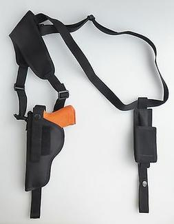 Shoulder Holster for GLOCK 19, 23, 38 with SINGLE MAGAZINE P