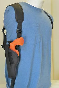 """Shoulder Holster for Taurus 44 Magnum with 4"""" Barrel - Verti"""