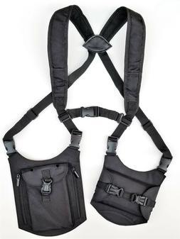 Shoulder Under Arm Wallet Holster Phone Tablet Safe Travel B