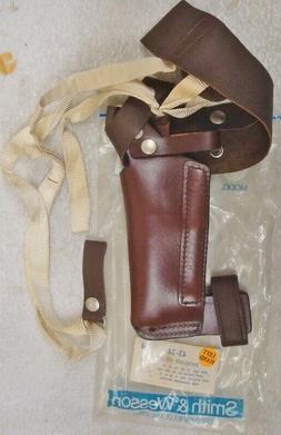 Smith & Wesson Original Vintage LH Shoulder Holster Rig S&W