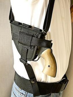 "Taurus 357 Magnum 2"" | Horizontal Shoulder Holster with Ammo"