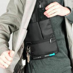 Travel Anti Theft Hidden Underarm Shoulder Storage Bag Phone