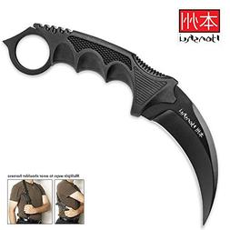 United Cutlery UC2791 Honshu Kerambit Black Shoulder Harness