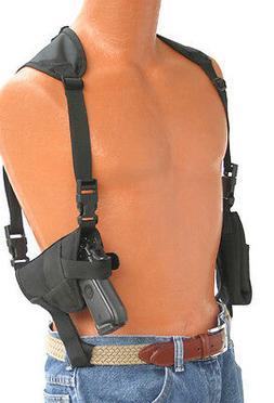 Under Arm Shoulder Holster fits Pistol Ruger EC9s Deluxe Mod