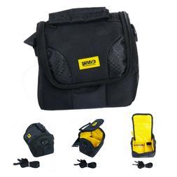 Universal Camera Lens Holster Shoulder Bag for Sony Canon DS