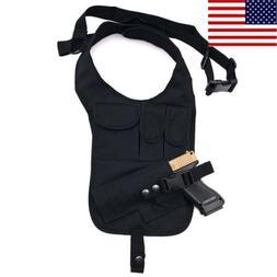US Tactical Hidden Underarm Shoulder Pistol Gun Conceal Armp