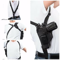 Right Hand Vertical Carry Shoulder Holster for Smith & Wesso