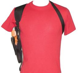 Vertical Carry Shoulder Holster for S&W M&P 9mm, 40 & 45 Ful