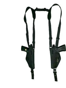 vertical double shoulder holster for full size