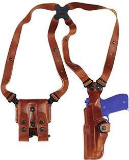 Galco Vertical Shoulder Holster System for Glock 19, 23, 32