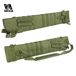 NcSTAR VISM Tactical Shotgun Scabbard, Green