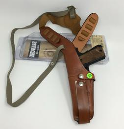 Bianchi X15 Shoulder Holster 4-5 Auto - Tan